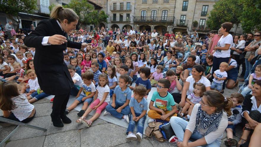 Así serán las fiestas en Pontevedra este verano: 13 escenarios con 2.098 plazas