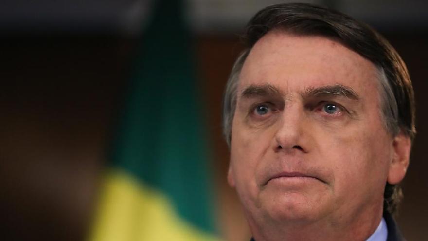 Bolsonaro, operado de nuevo por un cálculo en la vejiga