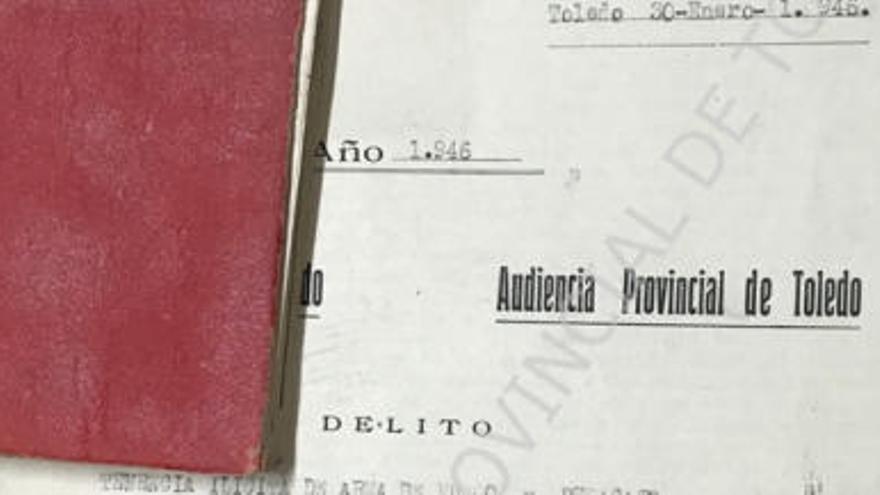 Aparece en Toledo la agenda de 1943 de un implicado en la matanza de Atocha