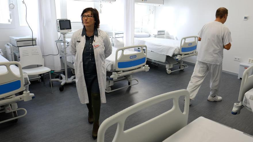 El Departamento de Elda recupera quirófanos, retoma consultas y reabre ambulatorios