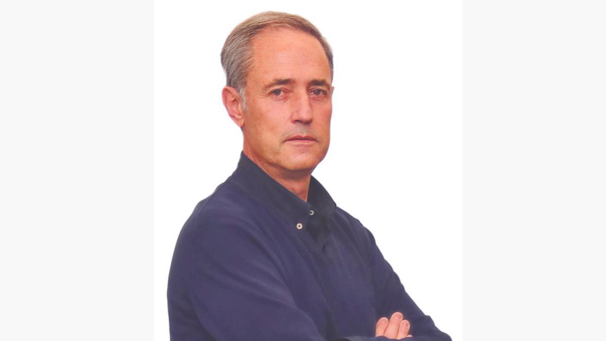 Pablo Díaz destaca las múltiples oportunidades que ofrece el sector textil.