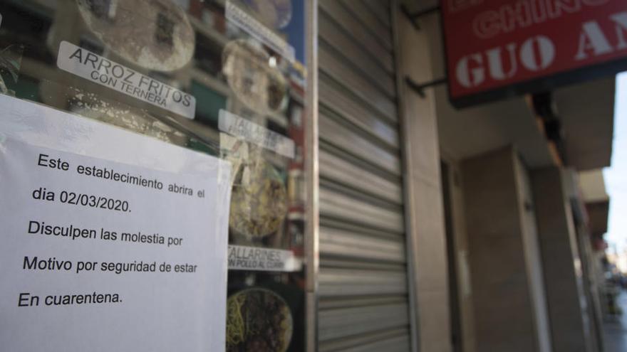 Uno de cada cinco bares valencianos permanece cerrado desde marzo