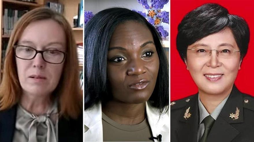 Las tres madres de la vacuna contra el covid-19