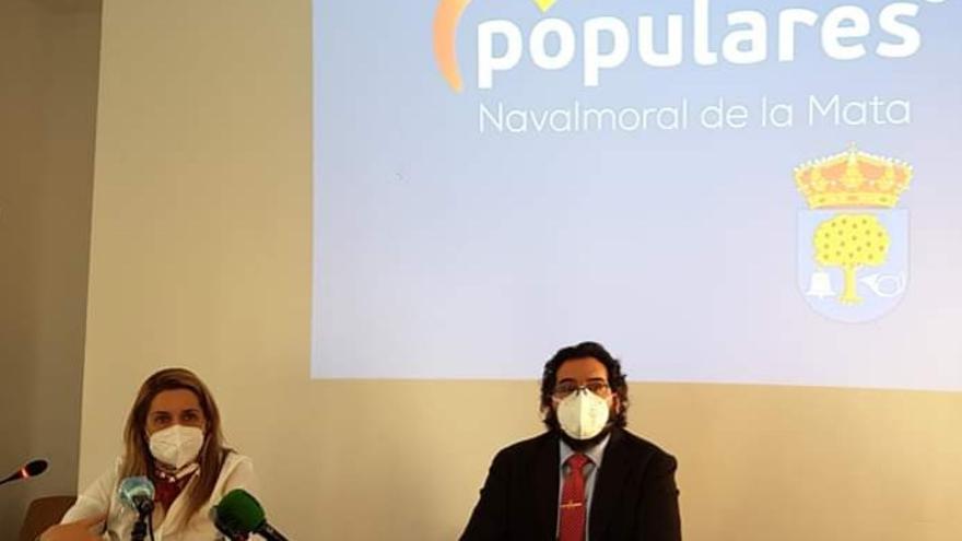 El PP de Navalmoral de la Mata solicita al ayuntamiento que las ayudas lleguen a todos los sectores
