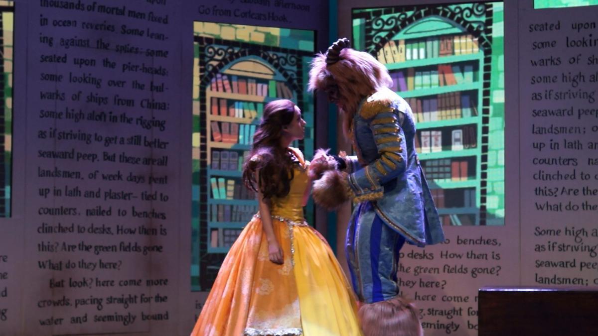 El musical 'La Bella y la Bestia' llega a la Vall d'Uixó