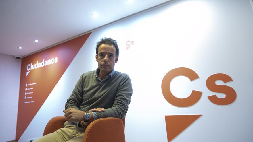 Nacho Cuesta (Cs) estalla contra Barbón por las nuevas restricciones frente al covid