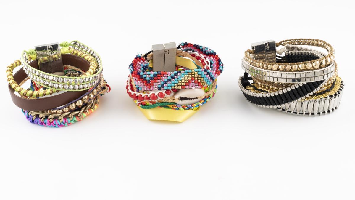 Las pulseras brasileñas, el complemento ideal para este verano