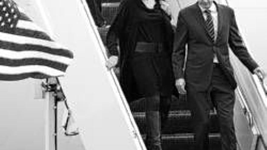 Polémica Por Una Foto De Las Hijas De Zapatero Con Los Obama Diario Córdoba