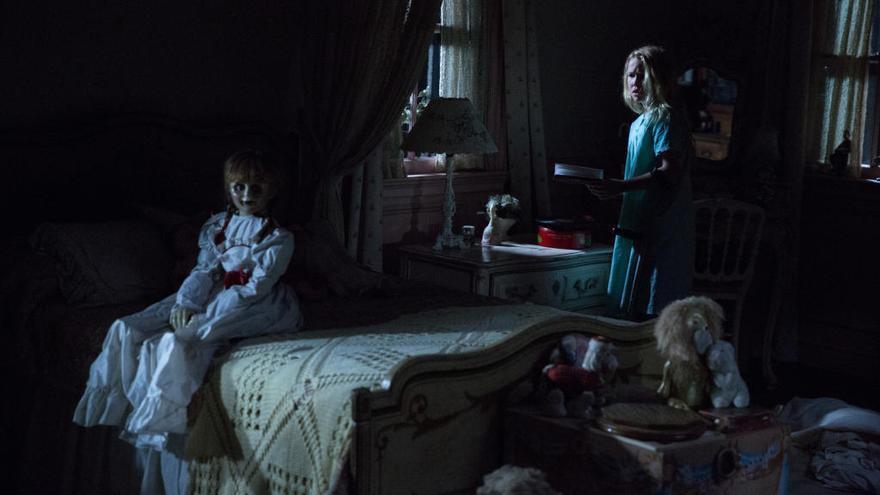 ESTRENES   El terror de la nina Annabelle arriba als cinemes