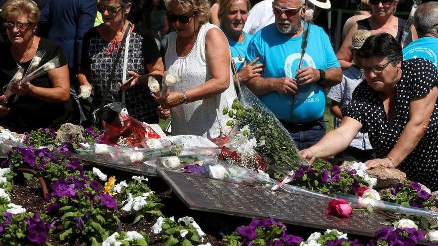 Afectados del accidente de Spanair, en el que murieron 154 personas, exigen la verdad
