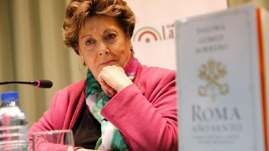 Fallece Paloma Gómez Borrero a los 82 años