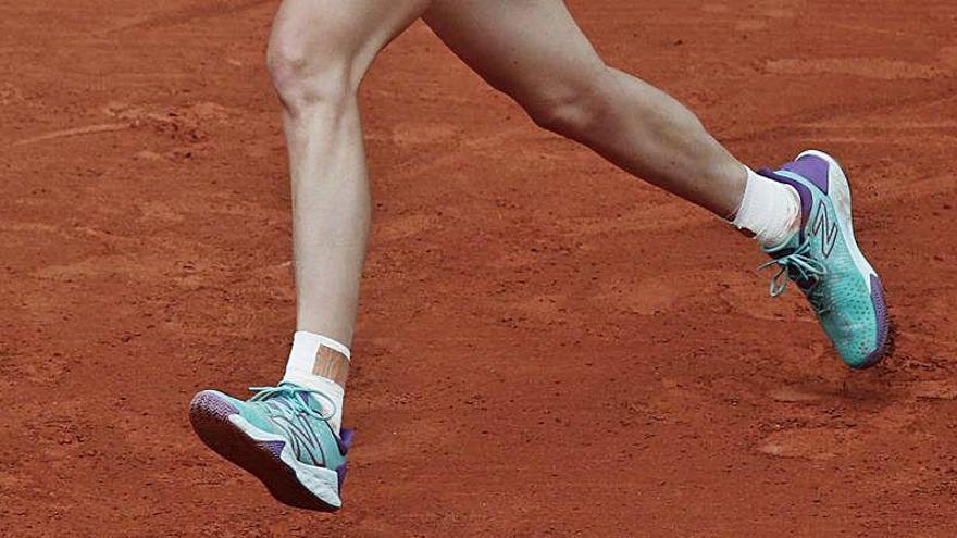 Polémica detención de una tenista en Roland Garros