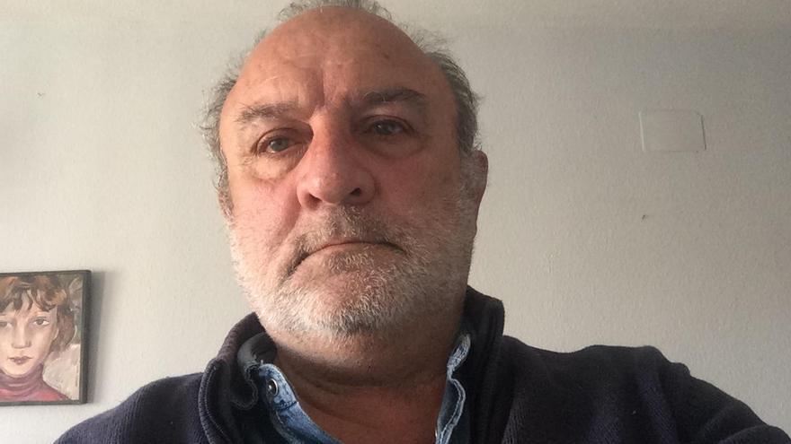 """Antonio Santos: """"Jorge Manrique me ha ayudado a sobrellevar todas las muertes"""""""