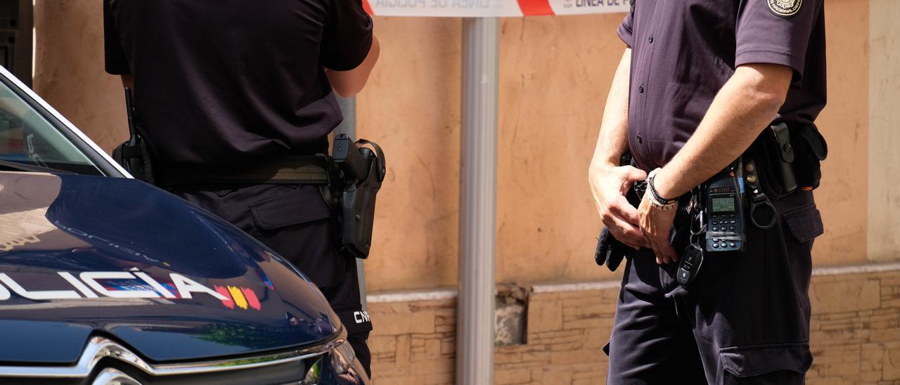 La Policía Nacional de Elda-Petrer ha abierto una investigación.