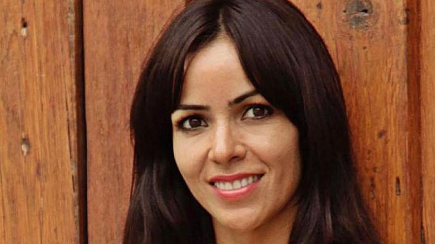 Raquel del Rosario salva a su hijo de un puma