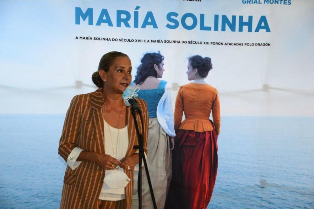"""La hora de """"María Solinha"""". // Gonzalo Núñez"""