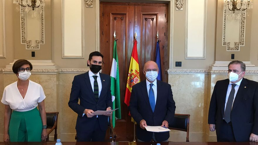 La Guardia Civil tendrá un nuevo cuartel en el puerto de Málaga