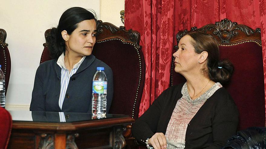 Las asesinas de Isabel Carrasco acumulan 36 sanciones por mal comportamiento