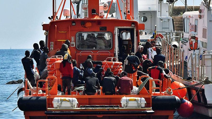 Frontex tiene un programa para espiar a los migrantes que cruzan el Mediterráneo