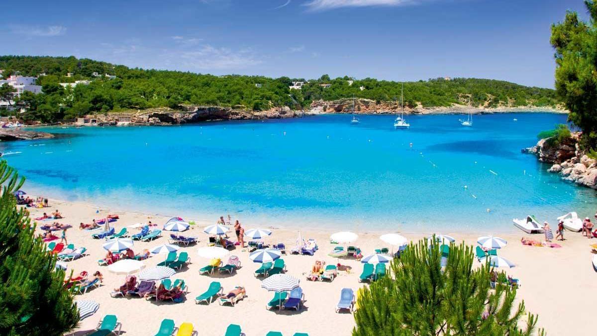 Ibiza marca tendencia también en el turismo familiar