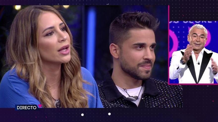 La comentada reacción de Miguel Frigenti y Cristina Porta tras la gran bronca de Secret Story