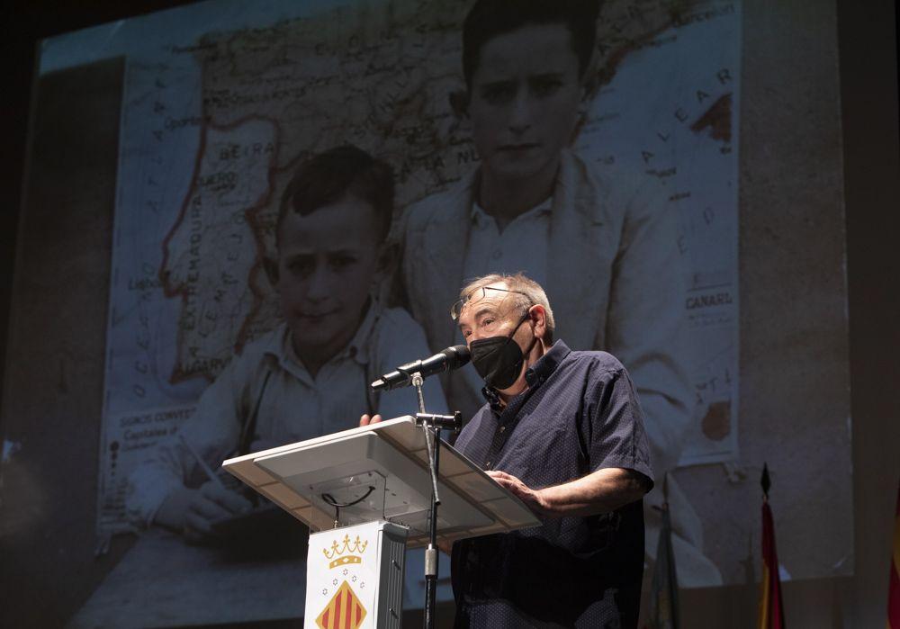 Ramón Lapiedra ya es hijo adoptivo de Sagunt.