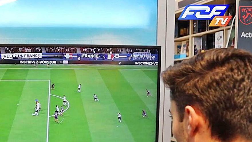 La Federació Catalana de futbol estrena un nou model de lliga de futbol virtual