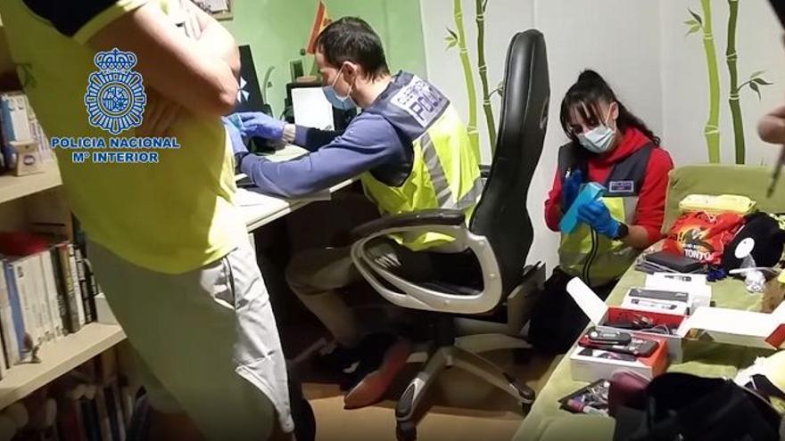 Un pederasta acaba detenido en Las Palmas de Gran Canaria