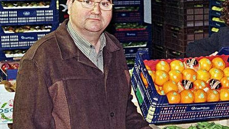Mor als 77 anys l'empresari manresà Ignasi Ribas, fundador de Mercafruits