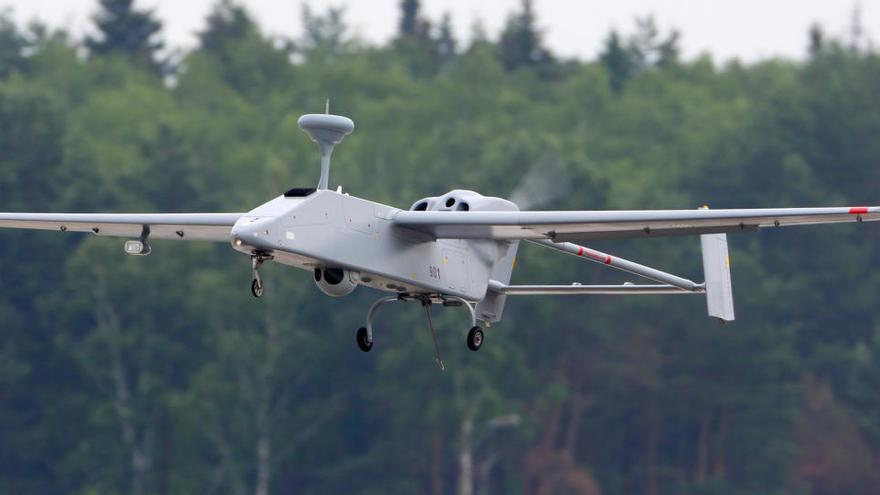 China atacará a drones de EEUU si vuelan en su territorio