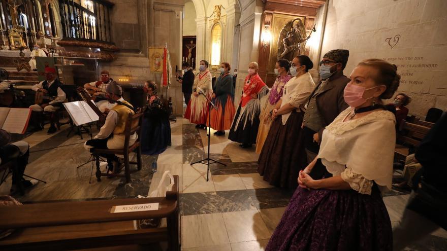 El Centro Aragonés de Elche, fiel a la Virgen del Pilar