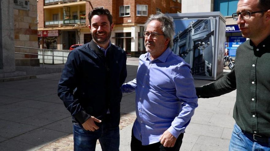 Antidio Fagúndez e Iñaki Gómez renuncian a ser concejales en la nueva corporación