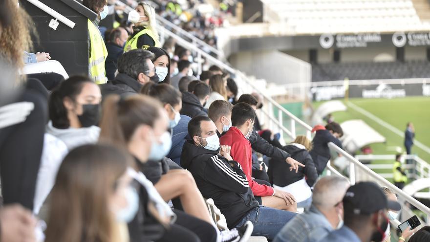 Cinco mil aficionados entrarán al Cartagonova el martes