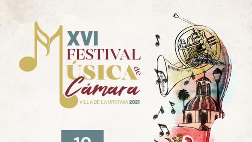 XVI Festival Música de Cámara Villa de La Orotava 2021
