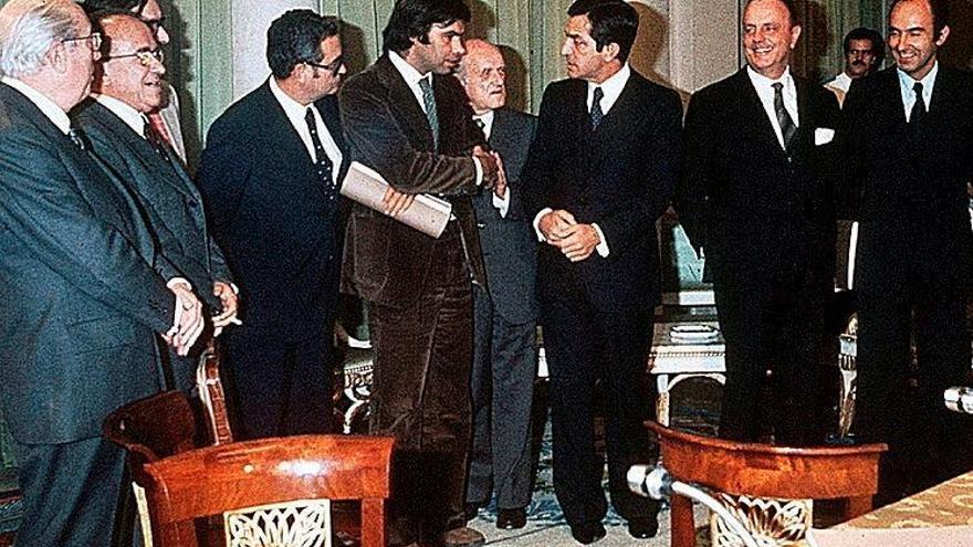 Pactos de la Moncloa: evocar el consenso en tiempos difíciles
