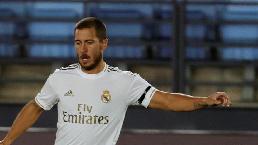 El Madrid recibe al Valladolid espoleado por el regreso de Eden Hazard