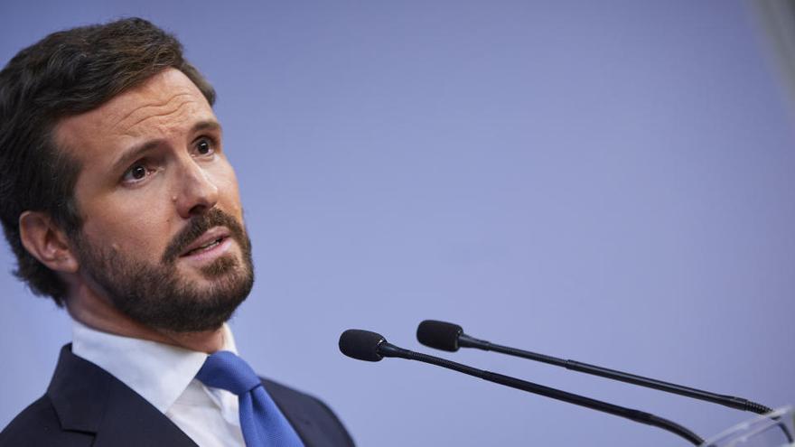 """El PP exige la dimisión de Illa y pide a Sánchez que """"salga de su escondite"""""""