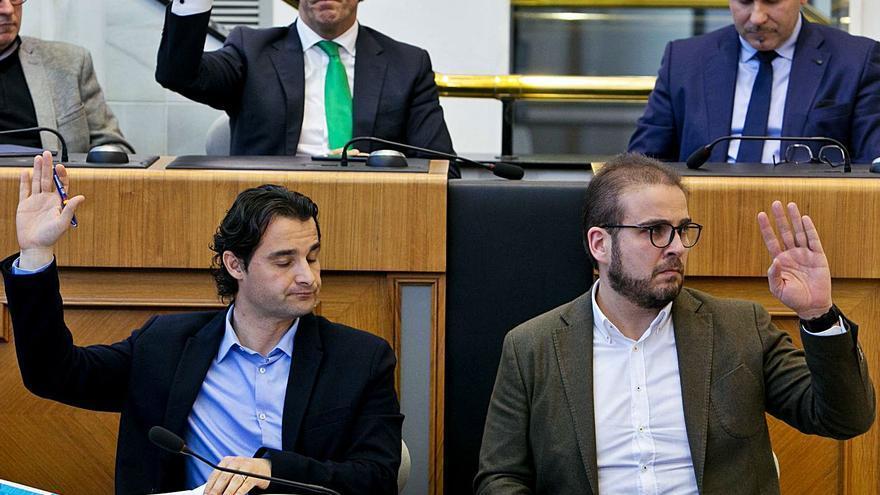 La gestión de los fondos europeos agrava el pulso entre el Consell y la Diputación