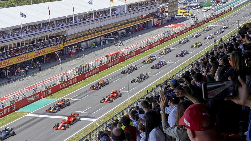 Tremosa aposta per la continuïtat del «model d'èxit» del Circuit de Catalunya