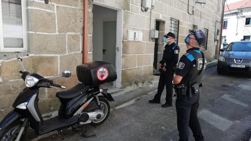 Al menos doce detenidos en una operación antidroga en Poio y Lérez