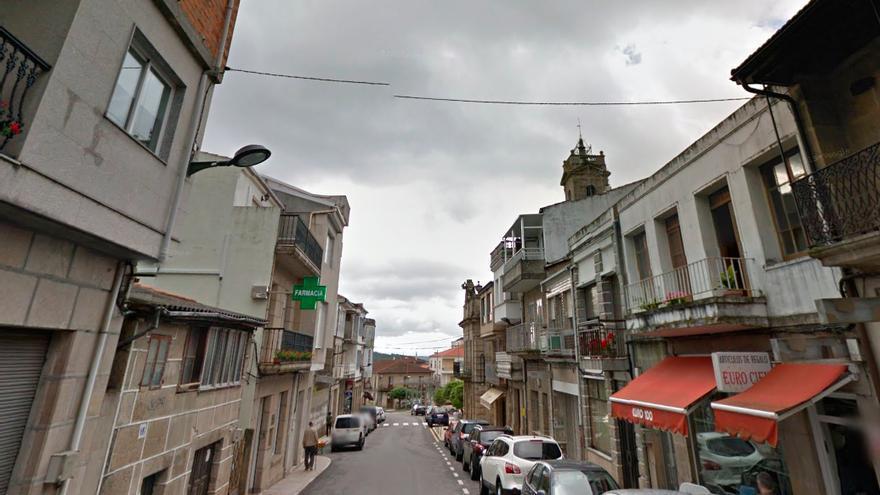 Detenidos dos jóvenes de O Carballiño por robos en vehículos y viviendas