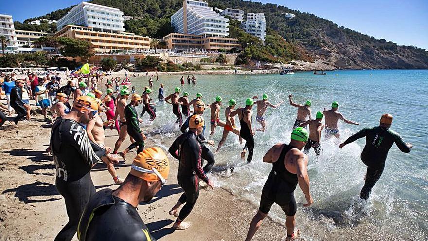 La Mini Ultraswim, otra vez dentro de la Copa de España de aguas abiertas