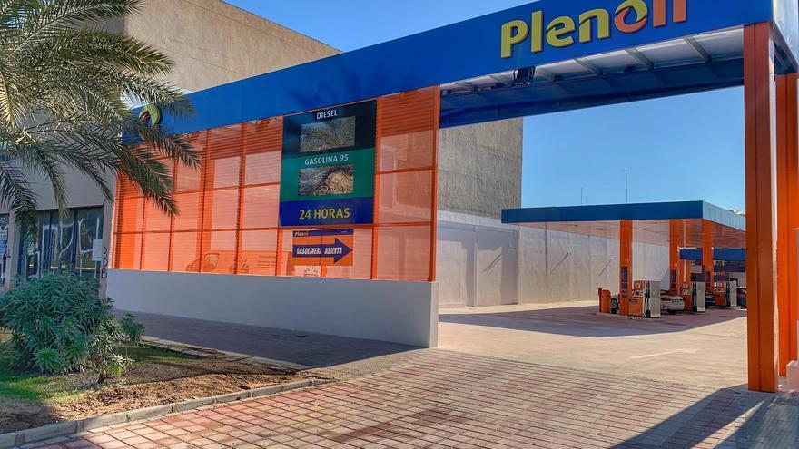 Plenoil anuncia un plan de expansión de sus gasolineras en Alicante