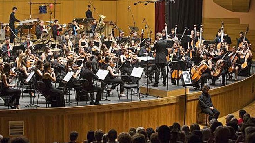 La Xunta lleva diez años sin cumplir el pacto de financiación con la Sinfónica