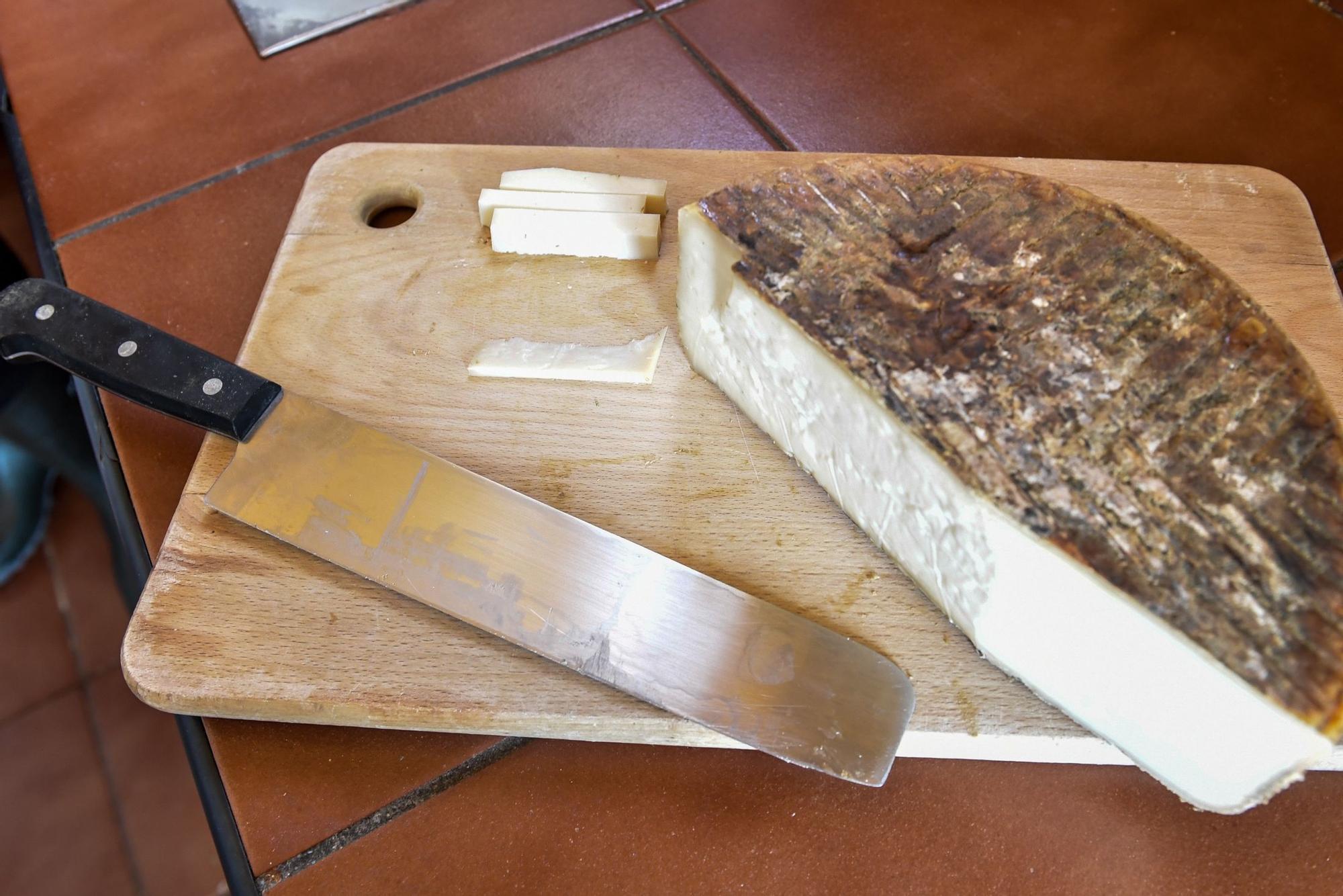 Quesería La Gloria tiene el mejor queso de cabra de Canarias 2021