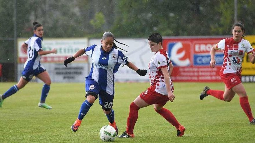 Brillante fin de temporada del Deportivo Abanca y del Victoria