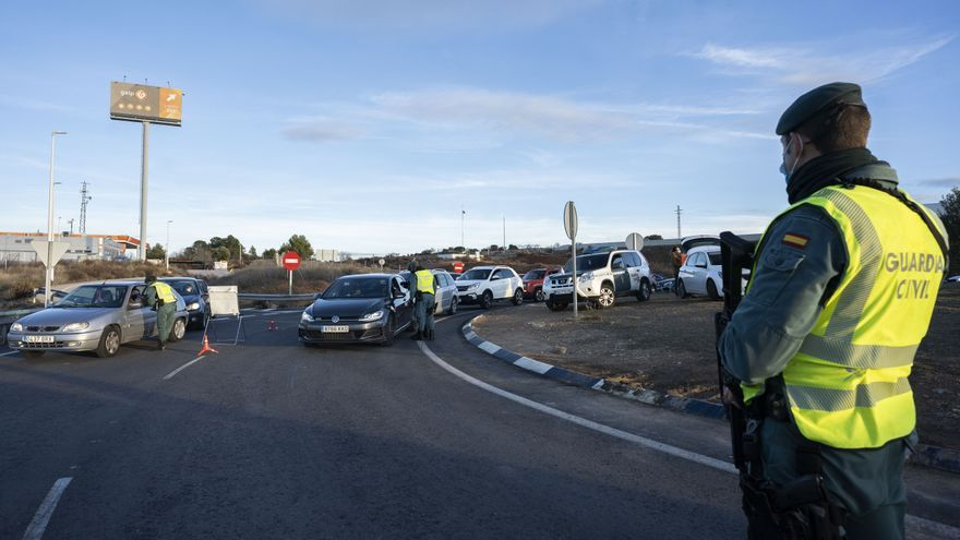 Cómo afectan las nuevas restricciones al cierre perimetral de la Comunitat Valenciana