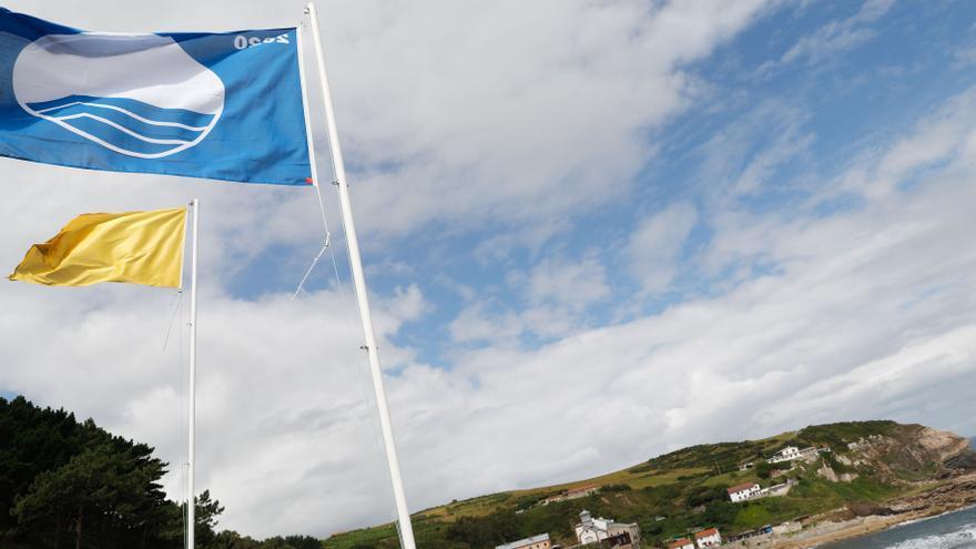 La comarca presume de banderas