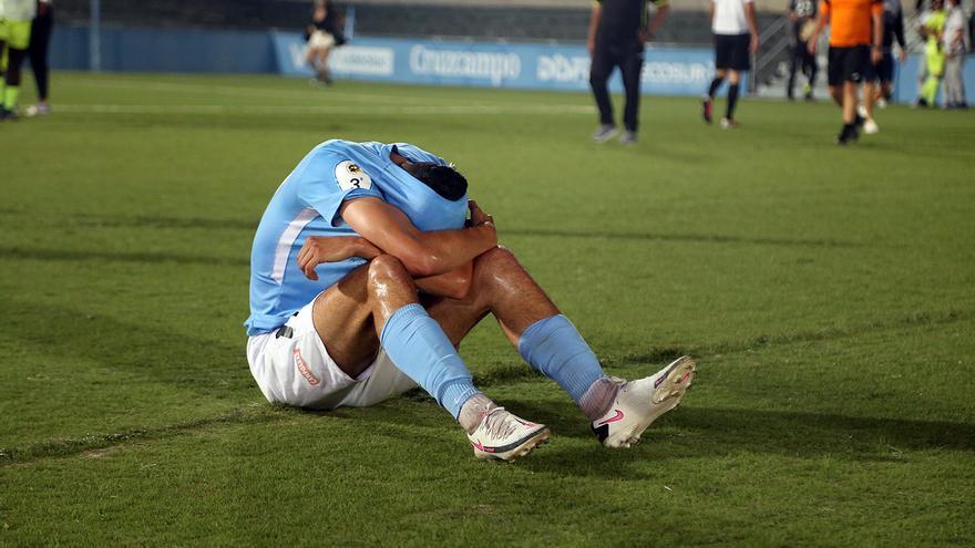 «El palo más duro de la historia del fútbol en Lucena»