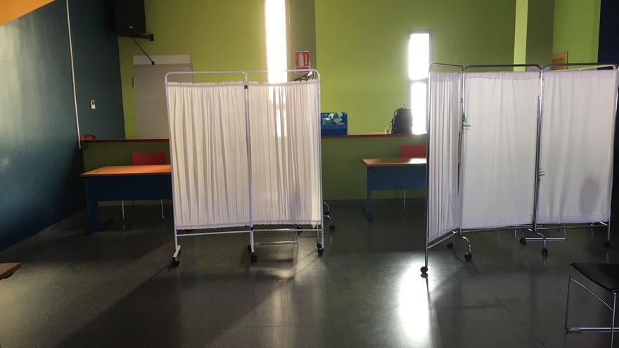 Habilitados dos nuevos puntos externos de vacunación en Antequera y Archidona